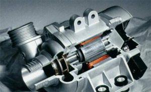 BMW: n elektronisella vesipumpulla on niin monia etuja ja se voi säästää polttoainetta